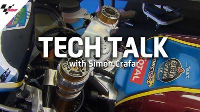Tech Talk avec Simon Crafar : Réglages châssis et ergonomie