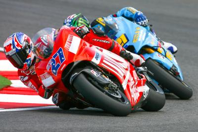 On This Day: Title race back on track for Stoner in Misano