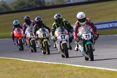 Honda British Talent Cup set their sights on Silverstone