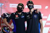 Valentino Rossi, Luca Marini, Gran Premio Lenovo di San Marino e della Riviera di Rimini