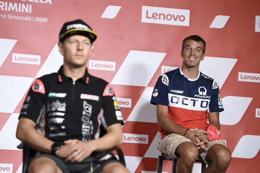 Alex De Angelis, MotoE, Gran Premio Lenovo di San Marino e della Riviera di Rimini