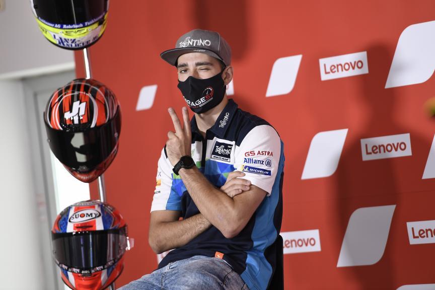 Matteo Ferrari, MotoE, Gran Premio Lenovo di San Marino e della Riviera di Rimini