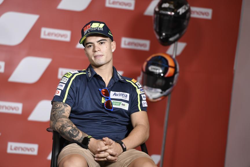 Eric Granado, MotoE, Gran Premio Lenovo di San Marino e della Riviera di Rimini
