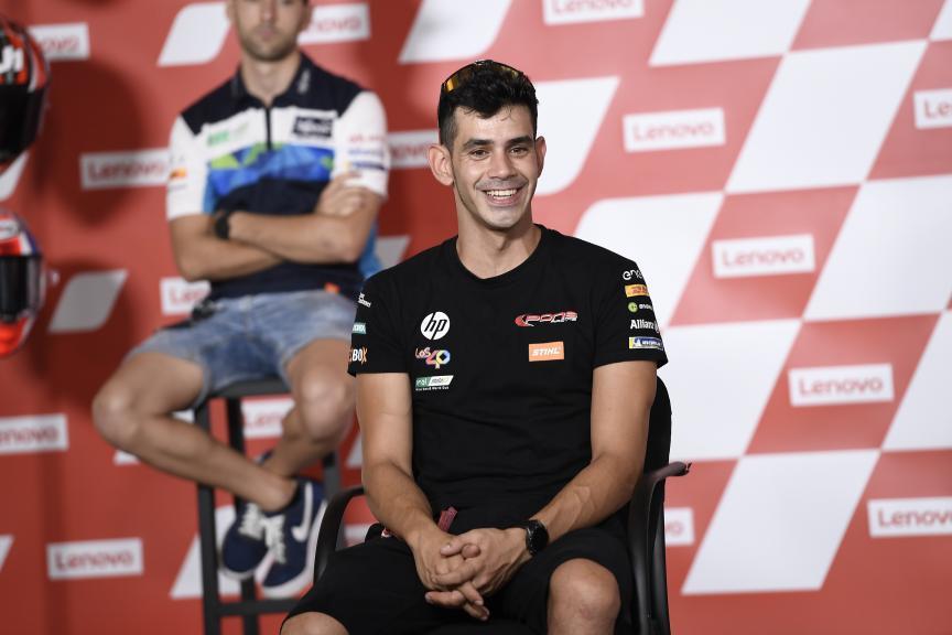 Jordi Torres, MotoE, Gran Premio Lenovo di San Marino e della Riviera di Rimini