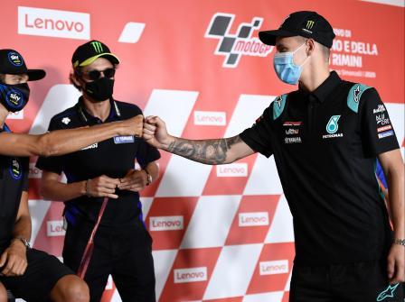 Press-Conference, Gran Premio Lenovo di San Marino e della R