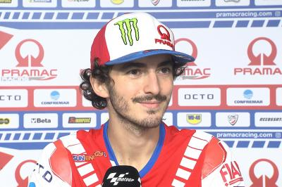 Bagnaia hoping home inspiration will aid his injury return