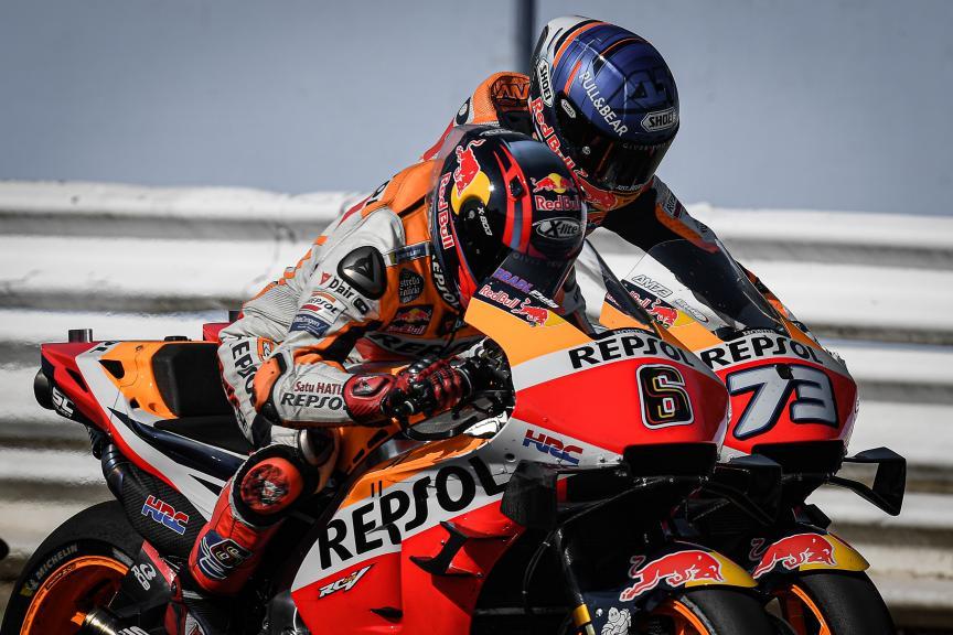 Stefan Bradl, Repsol Honda Team, Gran Premio Lenovo di San Marino e della Riviera di Rimini