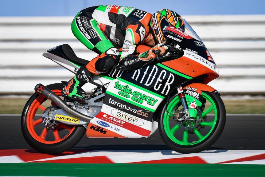 Davide Pizzoli, BOE Skull Rider Facile.Energy, Gran Premio Lenovo di San Marino e della Riviera di Rimini