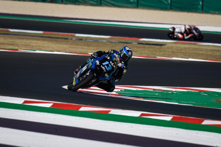 Celestino Vietti, SKY Racing Team Vr46, Gran Premio Lenovo di San Marino e della Riviera di Rimini