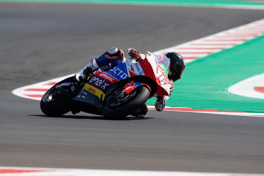 Josh Hook, Octo Pramac Racing, Gran Premio Lenovo di San Marino e della Riviera di Rimini