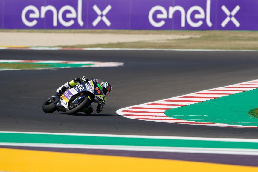 Xavier Cardelus, Avintia Esponsorama Racing, Gran Premio Lenovo di San Marino e della Riviera di Rimini