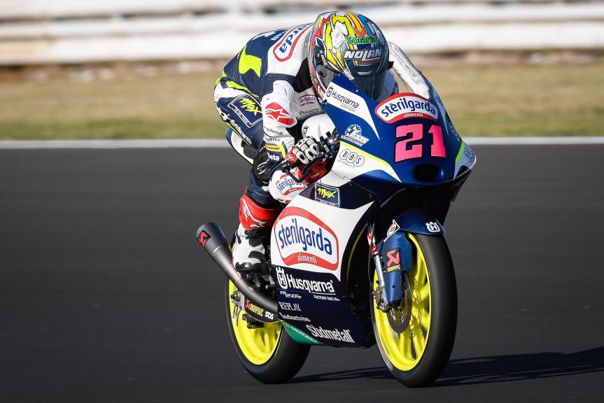Alonso Lopez, Sterilgarda Max Racing Team, Gran Premio Lenovo di San Marino e della Riviera di Rimini