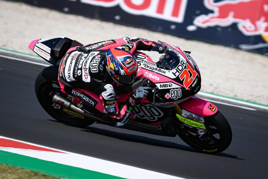 Fabio Di Giannantonio, Speed Up Racing, Gran Premio Lenovo di San Marino e della Riviera di Rimini
