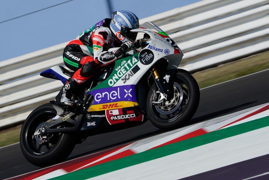 Mattia Casadei, Ongetta SIC58 Squadracorse, Gran Premio Lenovo di San Marino e della Riviera di Rimini
