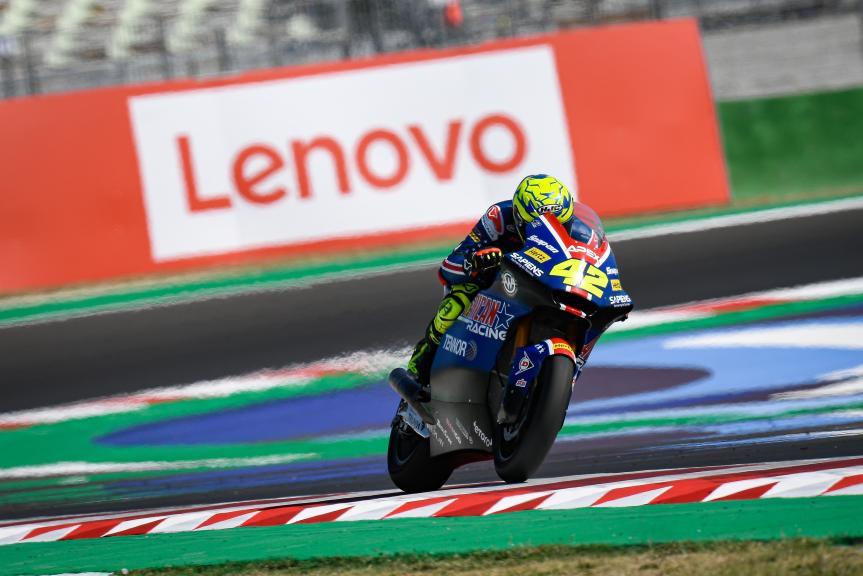 Marcos Ramirez, American Racing, Gran Premio Lenovo di San Marino e della Riviera di Rimini