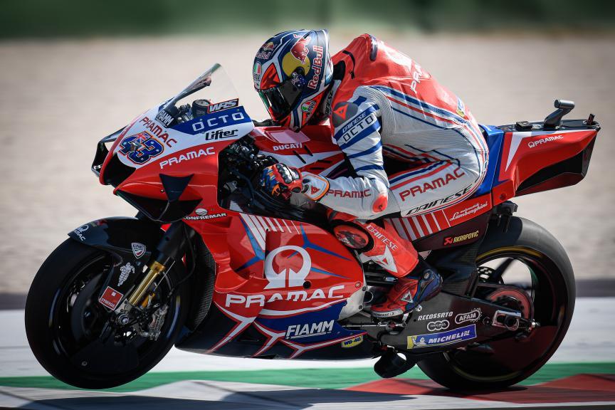 Jack Miller, Pramac Racing, Gran Premio Lenovo di San Marino e della Riviera di Rimini