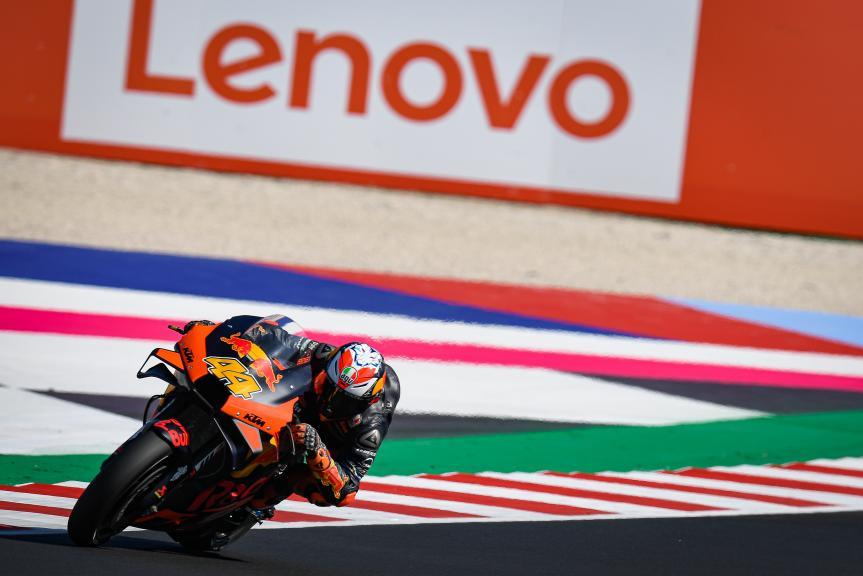 Pol Espargaro, Red Bull KTM Factory Racing, Gran Premio Lenovo di San Marino e della Riviera di Rimini