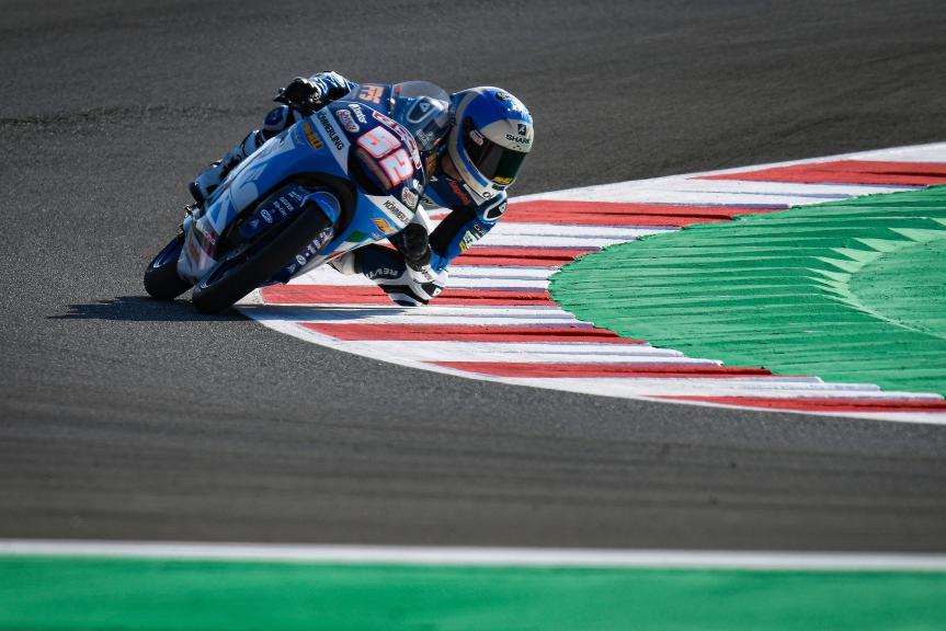 Jeremy Alcoba, Kőmmerling Gresini Moto3, Gran Premio Lenovo di San Marino e della Riviera di Rimini