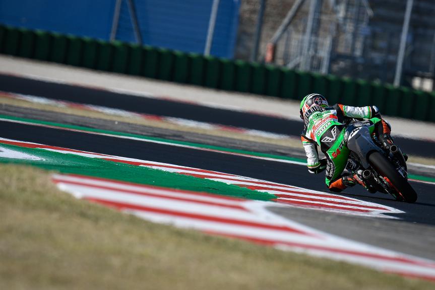 Riccardo Rossi, BOE Skull Rider Facile.Energy, Gran Premio Lenovo di San Marino e della Riviera di Rimini