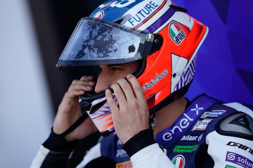 Alejandro Medina Mayo, OpenBank Aspar Team, Gran Premio Lenovo di San Marino e della Riviera di Rimini