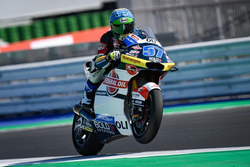 Edgar Pons, Federal Oil Gresini Moto2, Gran Premio Lenovo di San Marino e della Riviera di Rimini