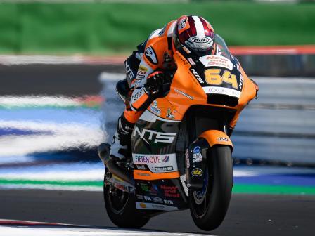 Moto2, Free Practice, Gran Premio Lenovo di San Marino