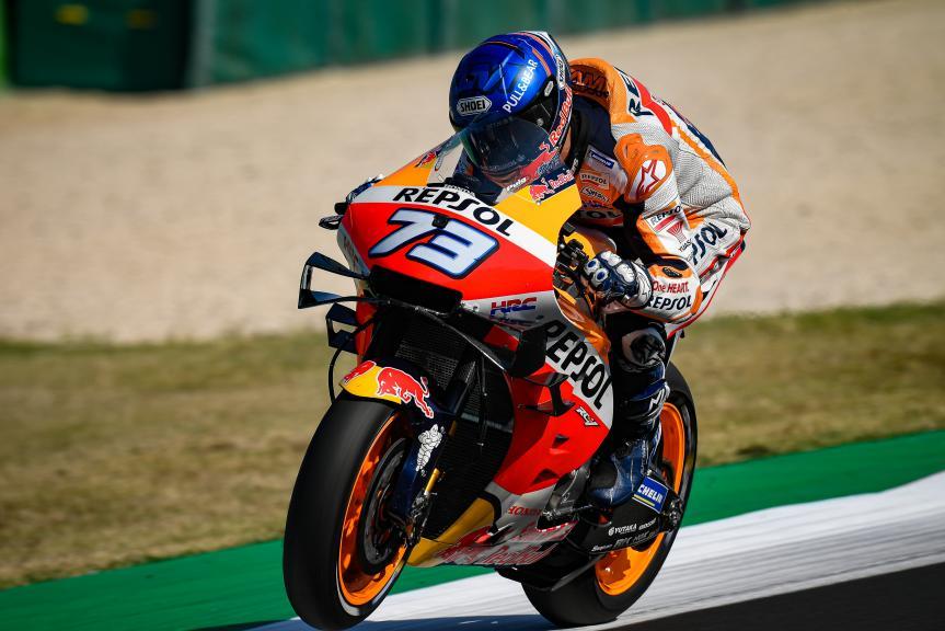 Alex Marquez, Repsol Honda Team, Gran Premio Lenovo di San Marino e della Riviera di Rimini