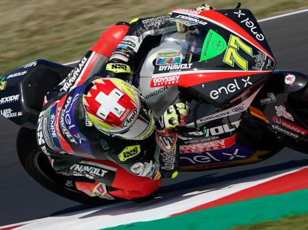 MotoE Free Practice, Gran Premio Lenovo di San Marino e del