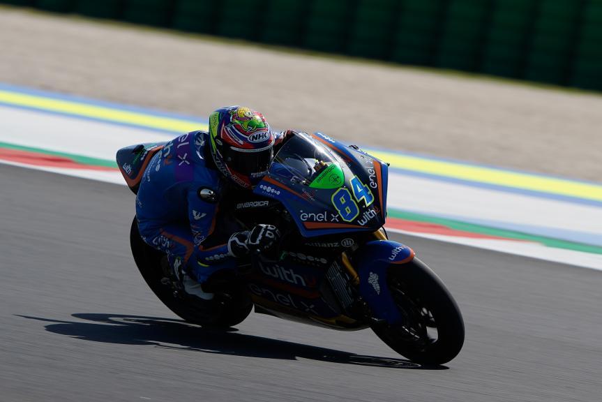 Jakub Kornfeil Withu Motorsport, Gran Premio Lenovo di San Marino e della Riviera di Rimini