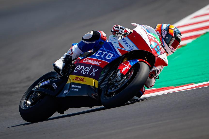 Alex de Angelis, Octo Pramac Racing, Gran Premio Lenovo di San Marino e della Riviera di Rimini