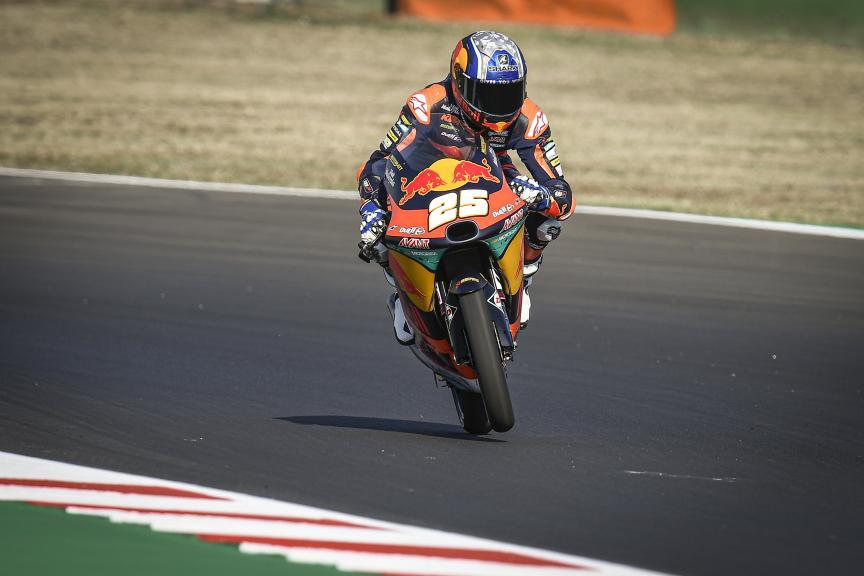 Raul Fernandez, Red Bull KTM Ajo, Gran Premio Lenovo di San Marino e della Riviera di Rimini