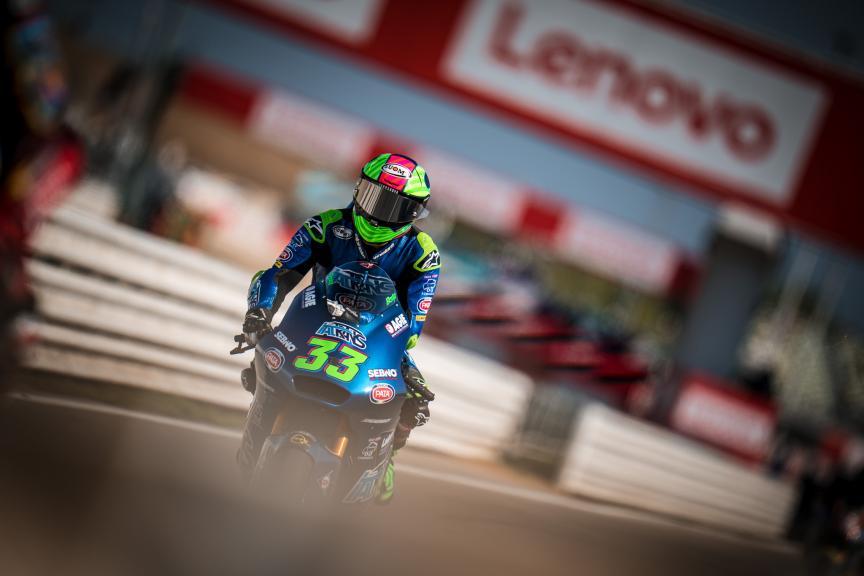 Enea Bastianini, Italtrans Racing Team, Gran Premio Lenovo di San Marino e della Riviera di Rimini