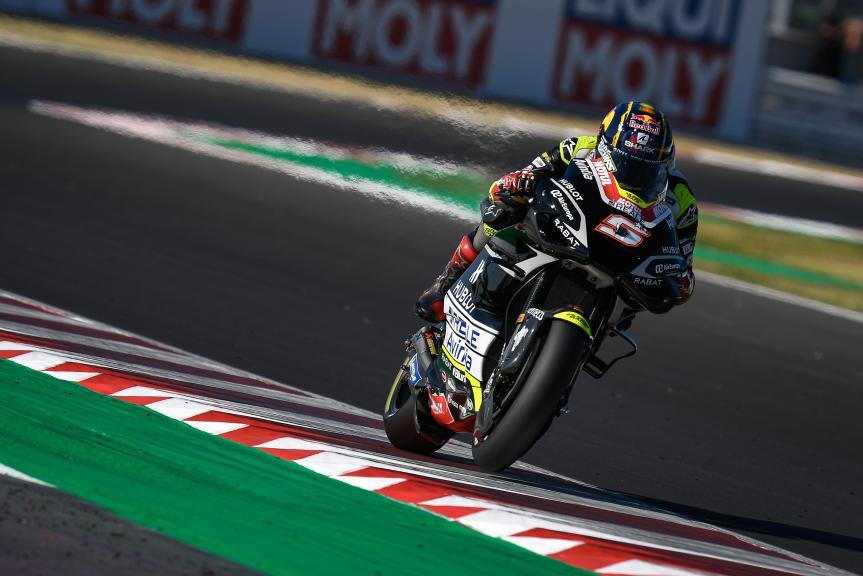 Johann Zarco, Reale Avintia Racing, Gran Premio Lenovo di San Marino e della Riviera di Rimini