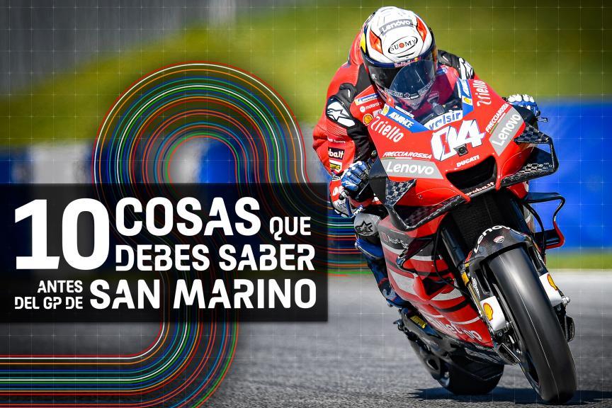 10 Things San Marino - es