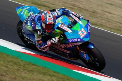 Ferrari powers to MotoE™ Free Practice top spot