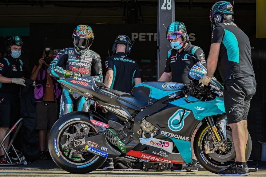 Franco Morbidelli, Petronas Yamaha SRT, Gran Premio Lenovo di San Marino e della Riviera di Rimini