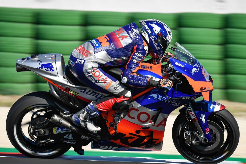 Iker Lecuona, Red Bull KTM Tech 3, Gran Premio Lenovo di San Marino e della Riviera di Rimini
