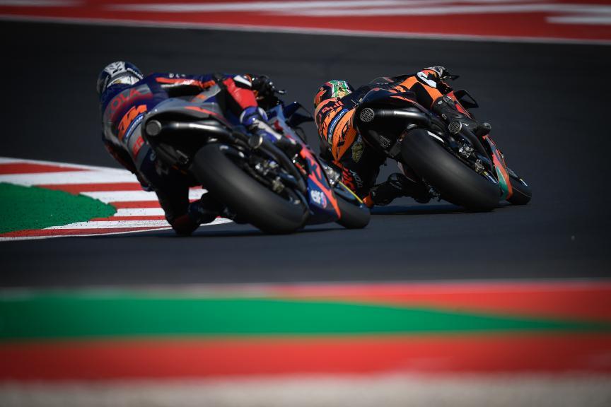 Brad Binder, Red Bull KTM Factory Racing, Gran Premio Lenovo di San Marino e della Riviera di Rimini