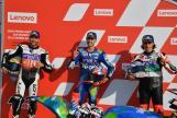 Matteo Ferrari, Mattia Casadei, Xavier Simeon,Gran Premio Lenovo di San Marino e della Riviera di Rimini