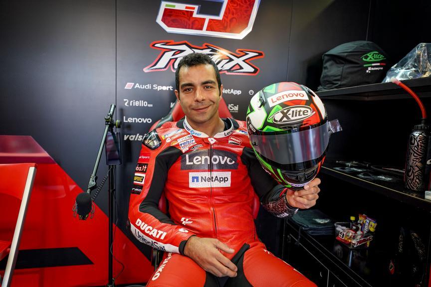 Danilo Petrucci, Ducati Team, Gran Premio Lenovo di San Marino e della Riviera di Rimini
