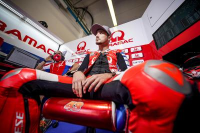 Pramac Racing aiming to spoil the Yamaha party on Sunday