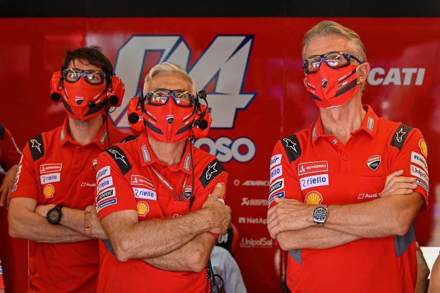 Tardozzi, Ciabatti, Ducati Team, Gran Premio Lenovo di San Marino e della Riviera di Rimini