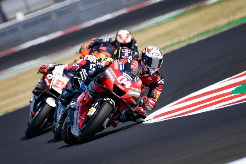 Andrea Dovizioso, Ducati Team, Gran Premio Lenovo di San Marino e della Riviera di Rimini
