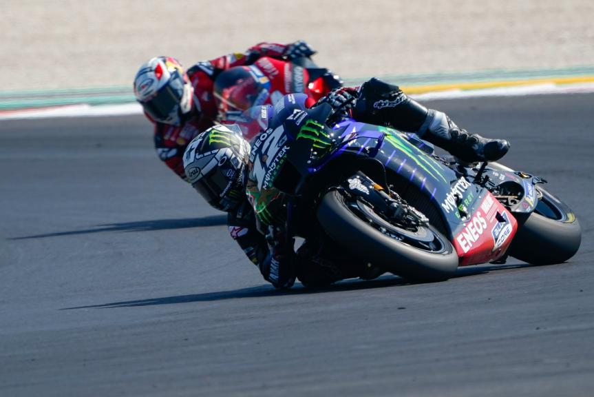 Maverick Vinales, Monster Energy Yamaha MotoGP, Gran Premio Lenovo di San Marino e della Riviera di Rimini