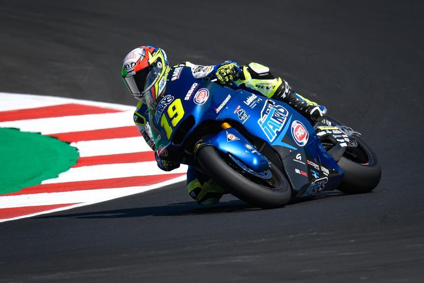 Lorenzo Dalla Porta, Italtrans Racing Team, Gran Premio Lenovo di San Marino e della Riviera di Rimini