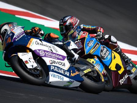 Moto2, Race, Gran Premio Lenovo di San Marino e della Rivier