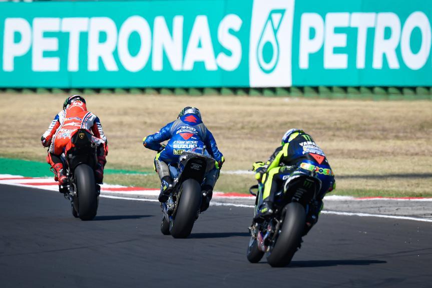 Joan Mir, Team Suzuki Ecstar, Gran Premio Lenovo di San Marino e della Riviera di Rimini