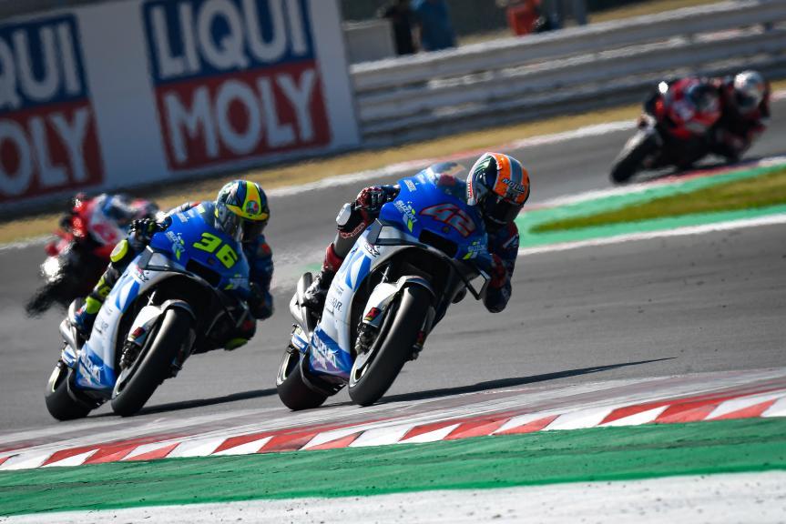 Aleix Espargaro, Aprilia Racing Team Gresini, Gran Premio Lenovo di San Marino e della Riviera di Rimini