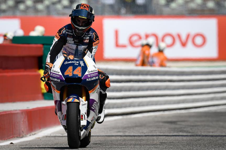 Aron Canet, Openbank Aspar Team, Gran Premio Lenovo di San Marino e della Riviera di Rimini