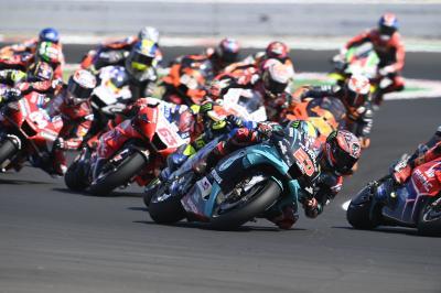 MotoGP™ : la course au titre est grande ouverte !